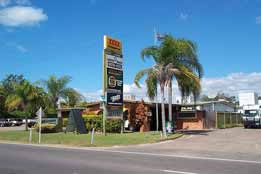 Queens Beach Motor Hotel - Accommodation Port Hedland