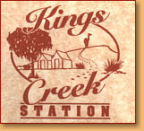 Kings Creek Station - Accommodation Port Hedland