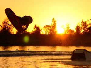 Bonney's WA Water Ski Park - Accommodation Port Hedland
