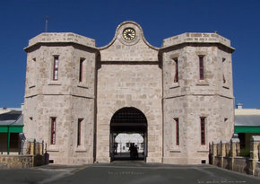 Fremantle Prison - Accommodation Port Hedland