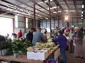 Burnie Farmers' Market - Accommodation Port Hedland