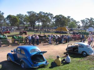 Quirindi Rural Heritage Village - Vintage Machinery and Miniature Railway Rally and Swap Meet - Accommodation Port Hedland