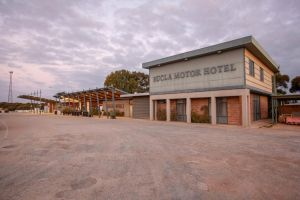 EUCLA MOTOR HOTEL - Accommodation Port Hedland